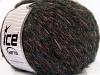 Alpaca Shine Red Black