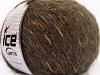 Alpaca Shine Olive Green Gold Dark Brown