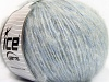 Alpaca Shine Light Grey Light Blue
