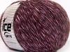 Alpaca Shine Maroon Lilac