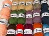Mixed Lot Acrylic Yarns