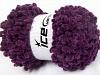 Chenille Loop Purple