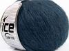 Mako Cotton Softy Mørk Blå