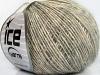 Baby Alpaca Merino Cotton Grey