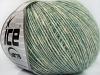 Baby Alpaca Merino Cotton Light Green