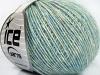 Baby Alpaca Merino Cotton Turquoise Light Green