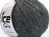 Pop Wool Tweed Dark Grey