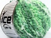 Boucle Wool Bulky Green Shades