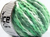 Wool Superbulky Color Green Shades