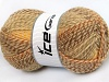 Puzzle Wool Gold Brown Shades