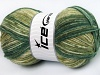 Jeans Wool Green Shades