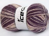 Jeans Wool Purple Shades Powder Pink