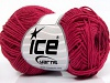 Natural Cotton Fine Fuchsia