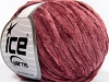 Chenille Light Rose Pink