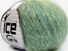 Kid Mohair Fine Green Shades