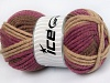 Elite Wool Superbulky Purple Brown Shades