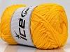 Macrame Cord Yellow