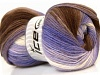 Magic Light White Lilac Brown