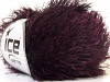 Eyelash Dark Maroon