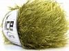 Eyelash Olive Green