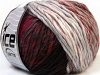Vivid Wool Grey Burgundy Brown Black