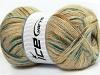 Angora Supreme Color Brown Blue Beige