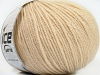 Pure Wool Light Beige