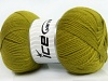 Virgin Wool Deluxe Light Green