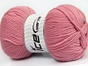 Virgin Wool Deluxe Light Pink