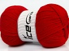 Virgin Wool Deluxe Red