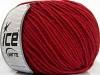 Superwash Merino Dark Red