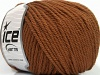 Superwash Wool Bulky Brown
