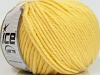 Superwash Wool Bulky Yellow