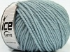 Superwash Wool Bulky Light Blue