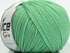 Superwash Wool Mint Green