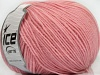 Superwash Wool Baby Pink