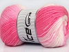 Magic DK White Pink Shades
