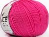 Superwash Wool Pink