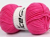 Lorena Worsted Candy Pink