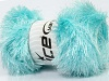 Eyelash Glitz Light Turquoise