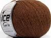 Wool Fine 30 Brown Melange