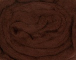 50gr-1.8m (1.76oz-1.97yards) 100% Wool felt Fiber Content 100% Wool, Yarn Thickness Other, Brand Ice Yarns, Brown, acs-929