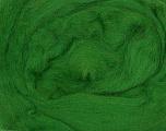 50gr-1.8m (1.76oz-1.97yards) 100% Wool felt Fiber Content 100% Wool, Yarn Thickness Other, Brand Ice Yarns, Grass Green, acs-937