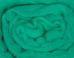 50gr-1.8m (1.76oz-1.97yards) 100% Wool felt Fiber Content 100% Wool, Yarn Thickness Other, Brand Ice Yarns, Green, acs-941