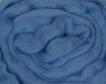 50gr-1.8m (1.76oz-1.97yards) 100% Wool felt Fiber Content 100% Wool, Yarn Thickness Other, Indigo Blue, Brand Ice Yarns, acs-948