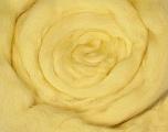 50gr-1.8m (1.76oz-1.97yards) 100% Wool felt Fiber Content 100% Wool, Yarn Thickness Other, Lemon Yellow, Brand Ice Yarns, acs-961