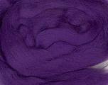 50gr-1.8m (1.76oz-1.97yards) 100% Wool felt Fiber Content 100% Wool, Purple, Yarn Thickness Other, Brand Ice Yarns, acs-969
