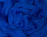 50gr-1.8m (1.76oz-1.97yards) 100% Wool felt Fiber Content 100% Wool, Yarn Thickness Other, Brand Ice Yarns, Blue, acs-982
