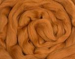50gr-1.8m (1.76oz-1.97yards) 100% Wool felt Kuitupitoisuus 100% Villa, Brand Ice Yarns, Camel, acs-1106