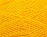 Fine Weight  Fiber Content 100% Acrylic, Yellow, Brand Ice Yarns, Yarn Thickness 2 Fine  Sport, Baby, fnt2-23689